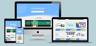 New Theme Fahmi Premium Blogger Template