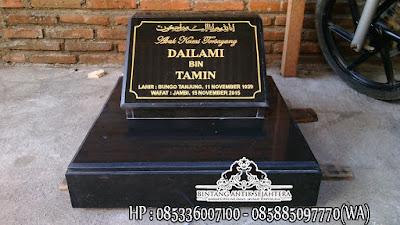 Harga Nisan Kuburan Granit, Jual Batu Nisan Granit, Jual Kepala Batu Nisan