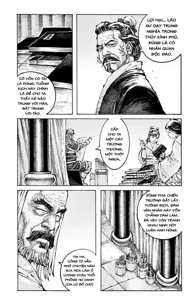 Hỏa phụng liêu nguyên Chương 550: Lương Châu truyền thuyết trang 5