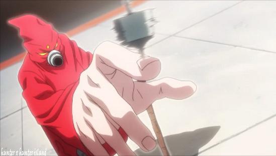 hunter x hunter (anime)