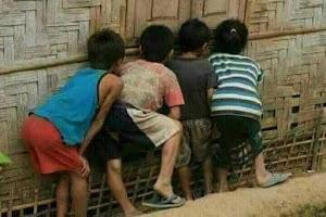 Pasutri Pertontonkan Adegan Ranjang kepada Anak SD, Setiap Anak Bayar Rp5 Ribu