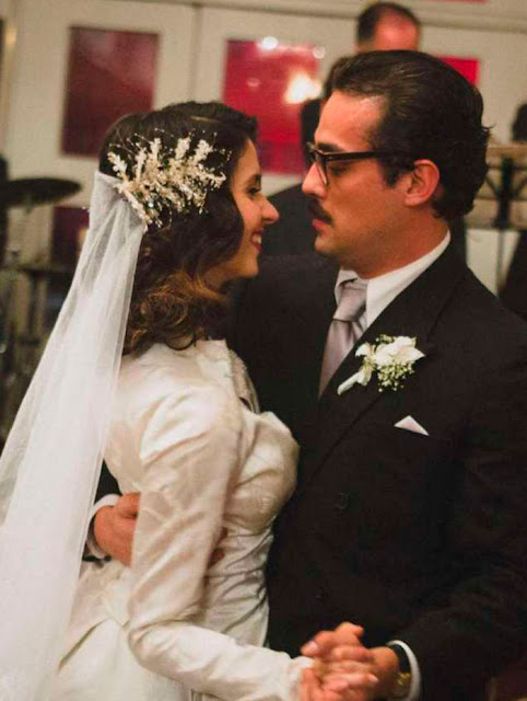 Chacrinha e esposa filme