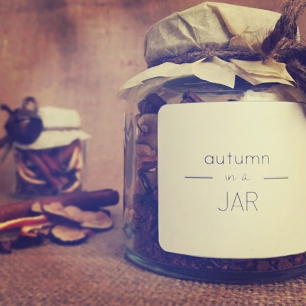 The Scents Of Autumn In A Jar! Who Wouldn't love to smell apples, oranges and cinnamon sticks? I love having those smells in my home all season. Cut out heart shape in an Autumn/Fall Leaf - Hello October! Come on over and discover 25 things to do this October!! Make Crockpot Cider. This image is a fabulous example of all that is lovely about Fall/Autumn. I love that I live in a world where there are seasons! The red apples and cinnamon sticks are perfect scents for the season.