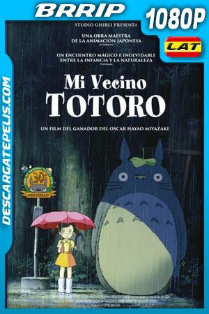 Mi vecino Totoro (1988) 1080p BRrip Latino – Ingles
