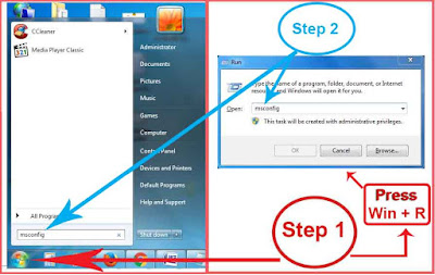 Guide - Disable unwanted startup program Pic-1