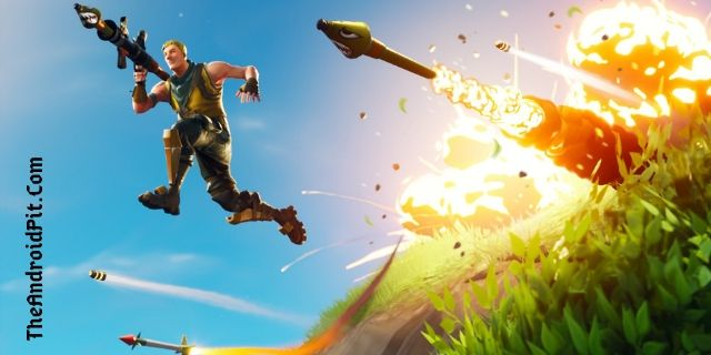 Fortnite Mobile Lite Android