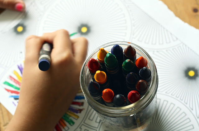What do creative activities do for your children and you?