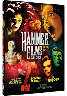 DVD Review - Hammer Films Collection