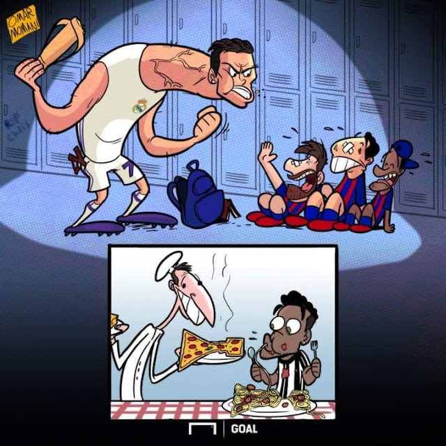 Cristiano Ronaldo Bullying MSN