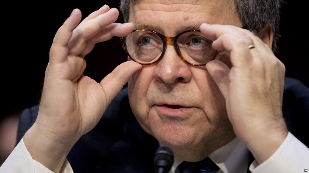 El seleccionado para dirigir el Departamento de Justicia, William Barr / AP