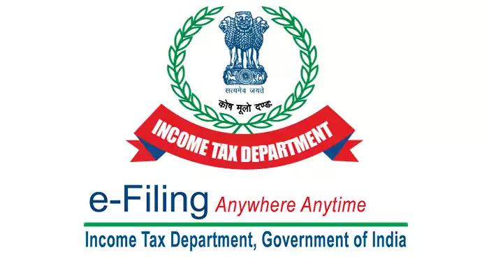 Income-tax India, Logo, Emblem