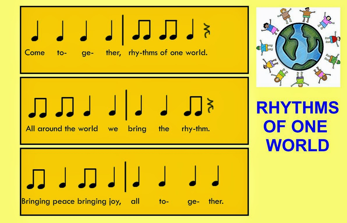 Stay Tuned Grade 1 Body Percussion Compositions