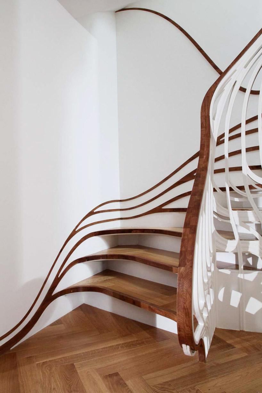 Lighting Basement Washroom Stairs: Everything Style: Interesting Stairs