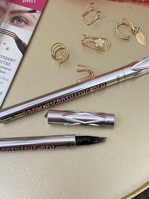 Benefit Microfilling Brow Pen Review