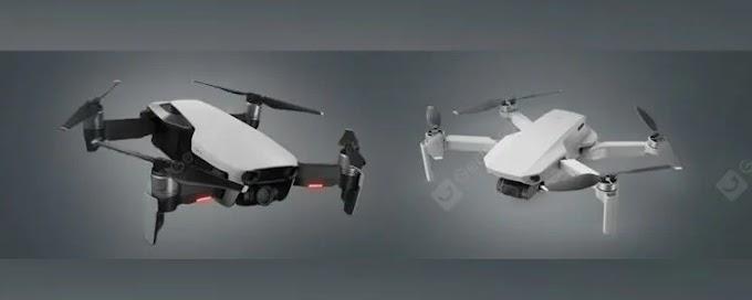 Sorteio do Drone Mavic Air 2 e Mavic Mini