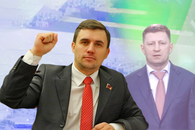 Задержание губернатора Фургала – истинные причины, по мнению депутата Н. Бондаренко