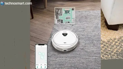 Trifo Max Robot Vacuum Cleaners Launched In India With Home Security Camera: Check Price, Specifications