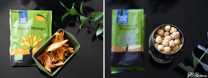 Crazy Jack Organic Dried Fruits and Nuts