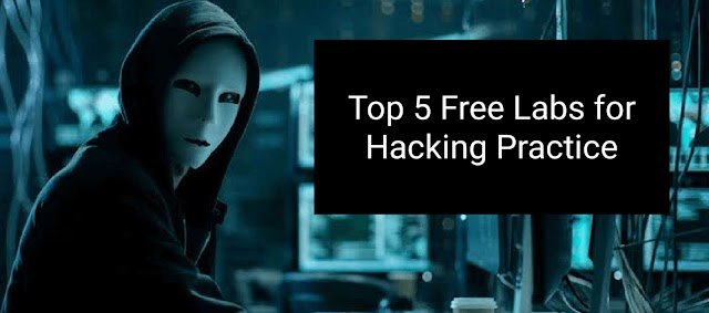 Top 5 Free Labs and website For Hacking Practice Part-2