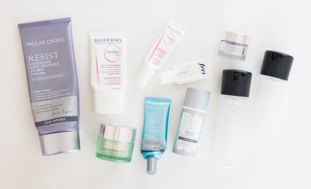 Aufgebrauchte Kosmetikprodukte Juni 2017 Gesichtspflege Körperpflege