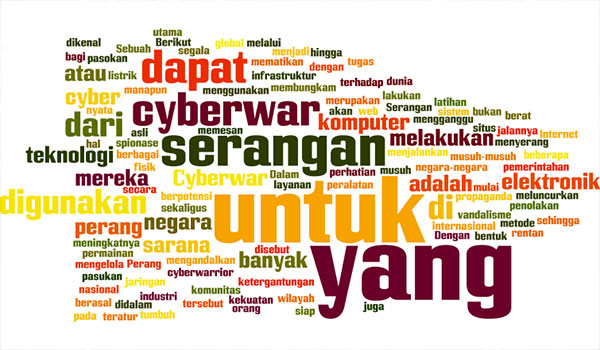 Apa itu Cyberwar?