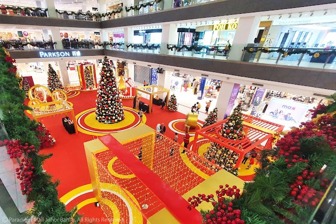 Experience the festive spirit of Christmas at WCT Malls