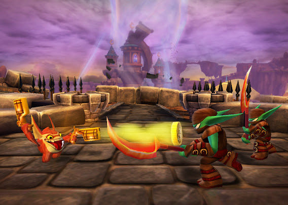 Skylanders Spyro's Adventure ScreenShot