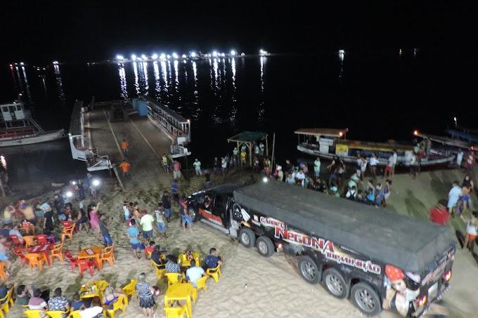 PRAIA NORTE: Segundo Encontro de Som Automotivo na Praia São Francisco,supera expectativas e tem recorde de público.