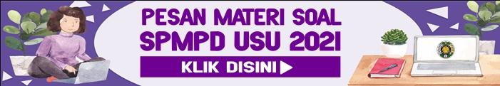 MATERI SOAL SPMPD USU 2021