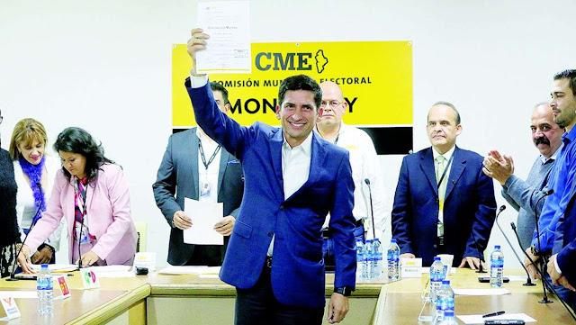 Tribunal electoral anula comicios en Monterrey