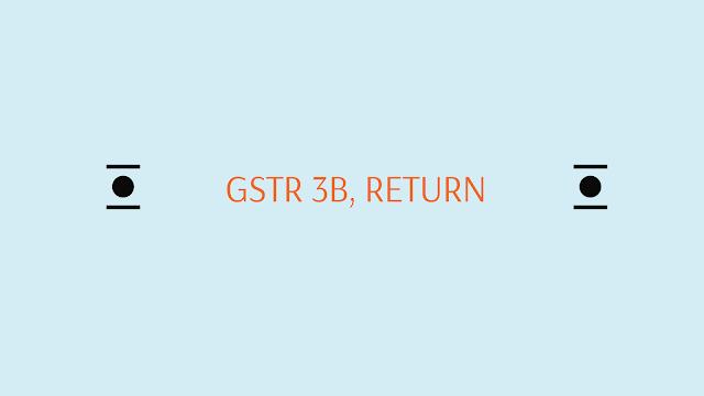 GSRT 3B RETURN