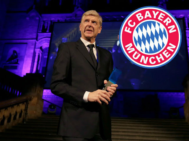 """Bayern tuyển HLV mới: Wenger bất ngờ bị loại, chọn """"tướng mới"""" là ai? 2"""