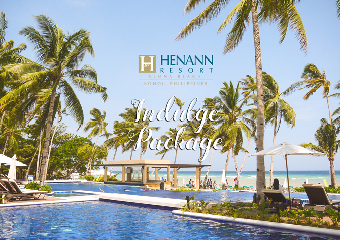 "VIDEO: Henann Bohol's ""Indulge Package"" Is Your Best Bet for a Panglao Getaway"