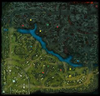 dota 2 mapas