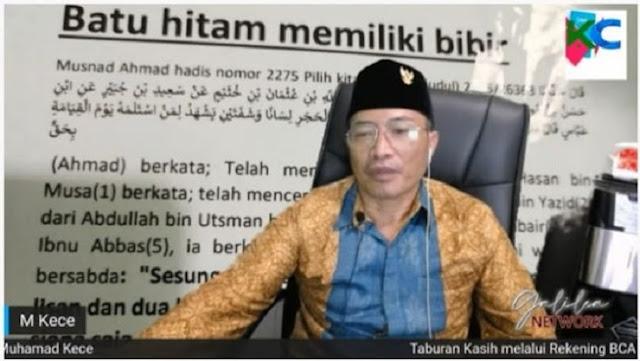 Merasa Sudah Bayar Pajak, Penghina Nabi Muhammad Minta Perlindungan Polisi