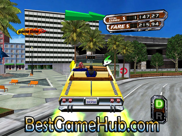 Crazy Taxi 3 Torrent Game Download Free