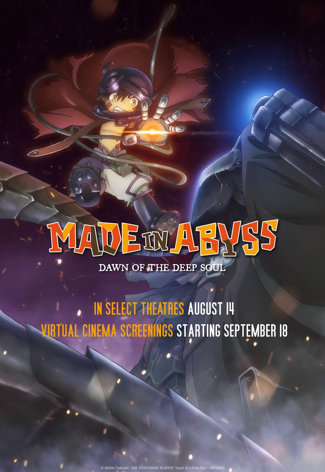 Made in Abyss 3 2020 Japan Animation Masayuki Kojima Miyu Tomita Mariya Ise Shiori Izawa  Animation, Adventure, Fantasy
