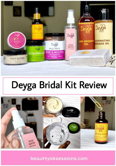 Deyga Bridal Kit Review