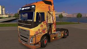 GTA 5 skin Volvo 2012
