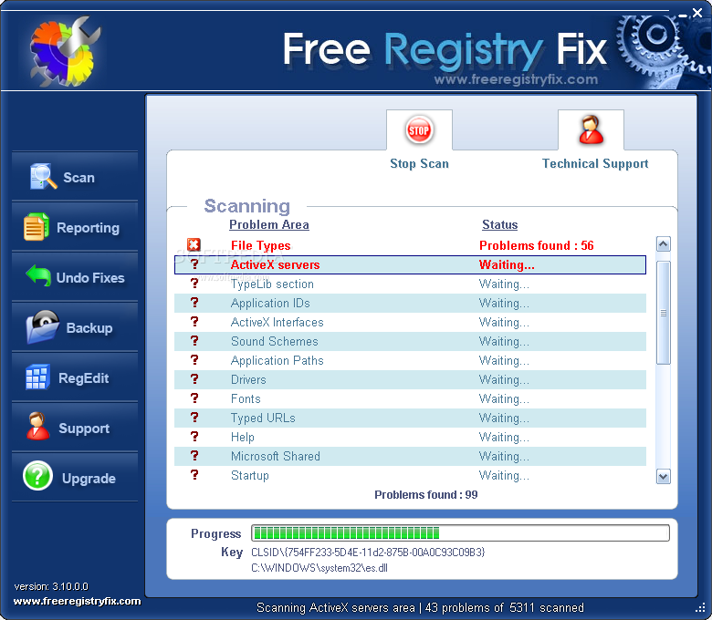 reg fixer free