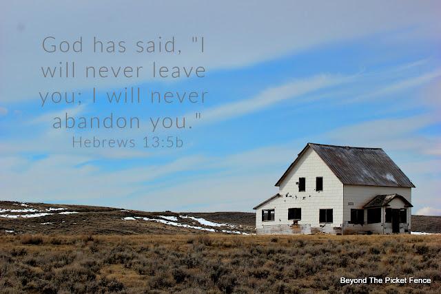 God Has Not Abandoned Us