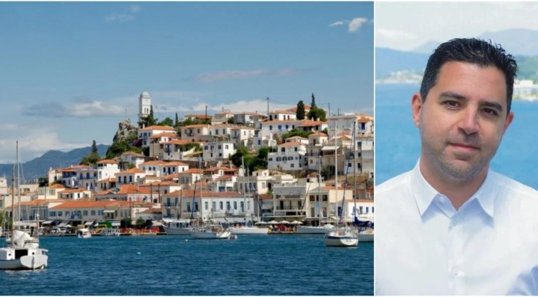 Άρχισαν τα τοπικά lockdowns: Ο δήμαρχος Πόρου «σφραγίζει» το νησί
