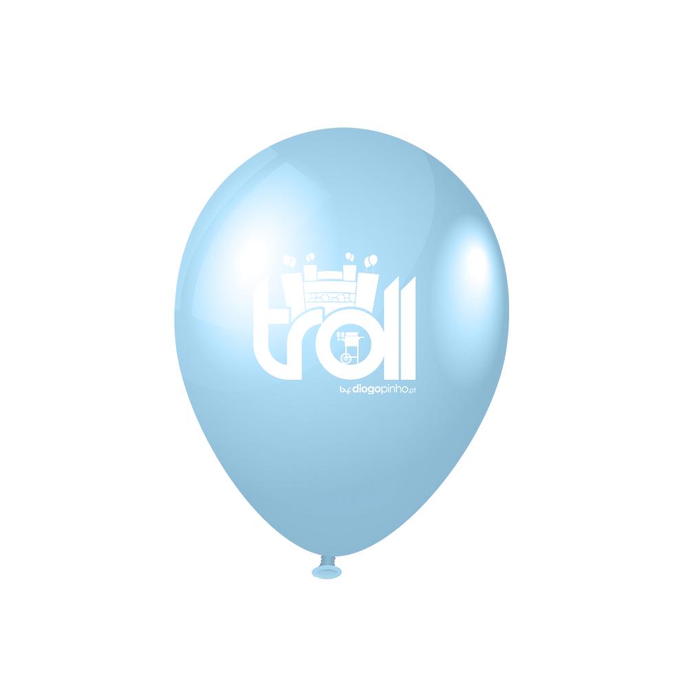 Balão látex   Troll - Soluções para eventos