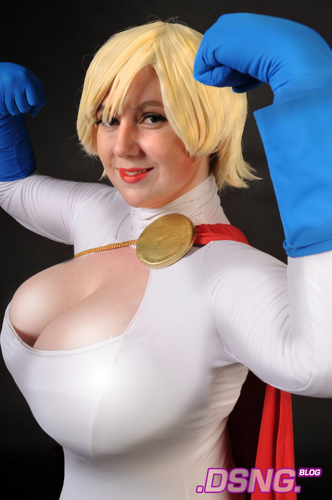 Huge Cosplay Boobs
