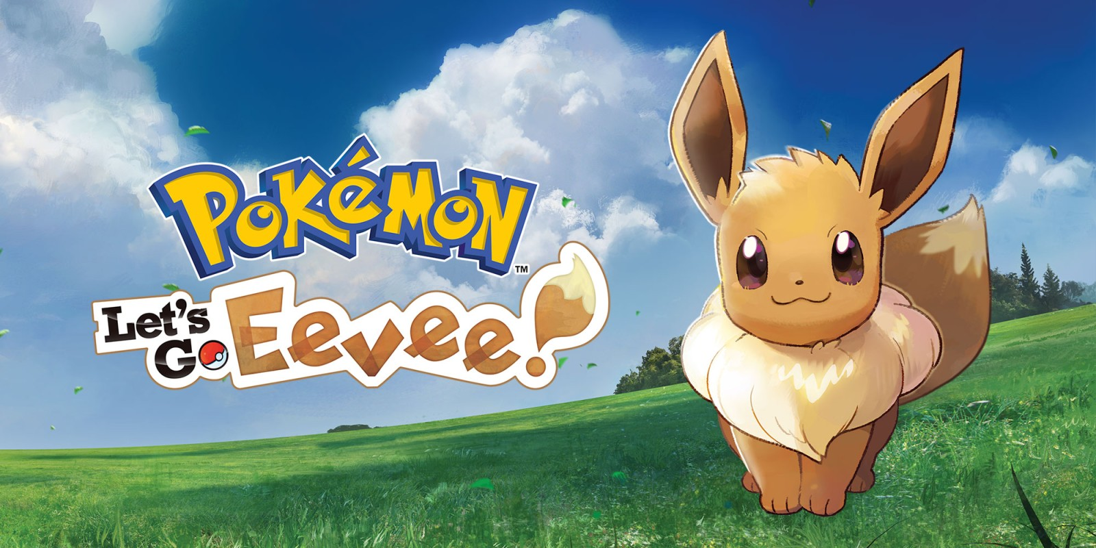 Pokemon LET'S GO EEVEE gba