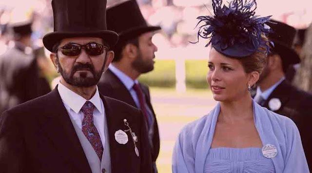 بعد هروبها: بدء معركة قضائية وتسوية مالية ضخمة بين الأميرة هيا وزوجها حاكم دبي.