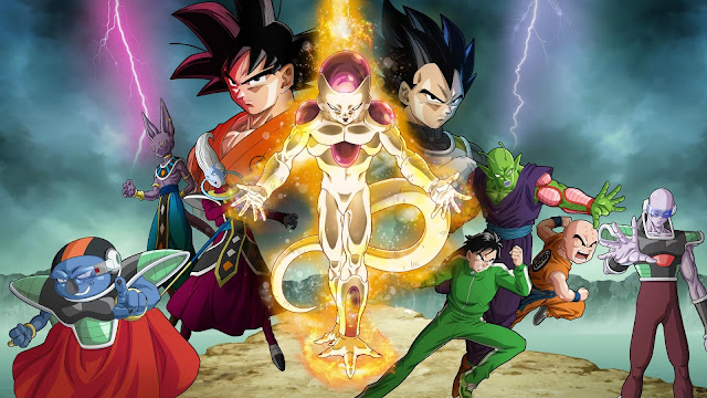 Dragon Ball Z ~ La Résurrection de F