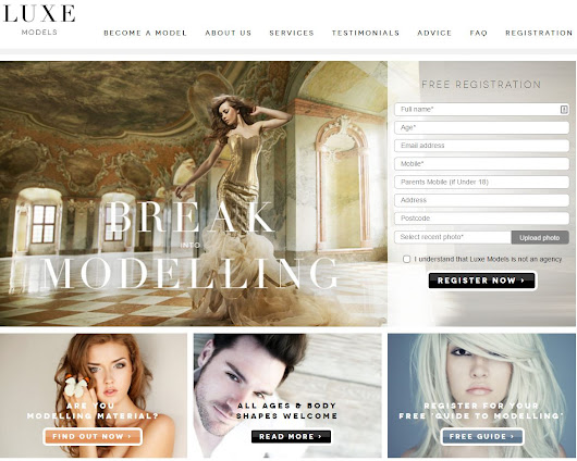 LUXE Models Review - Is it Free? Kube Studios Services