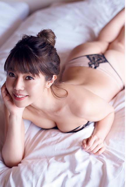 Sumitani Anna 住谷杏奈 Weekly Playboy No 23 2017 Pics