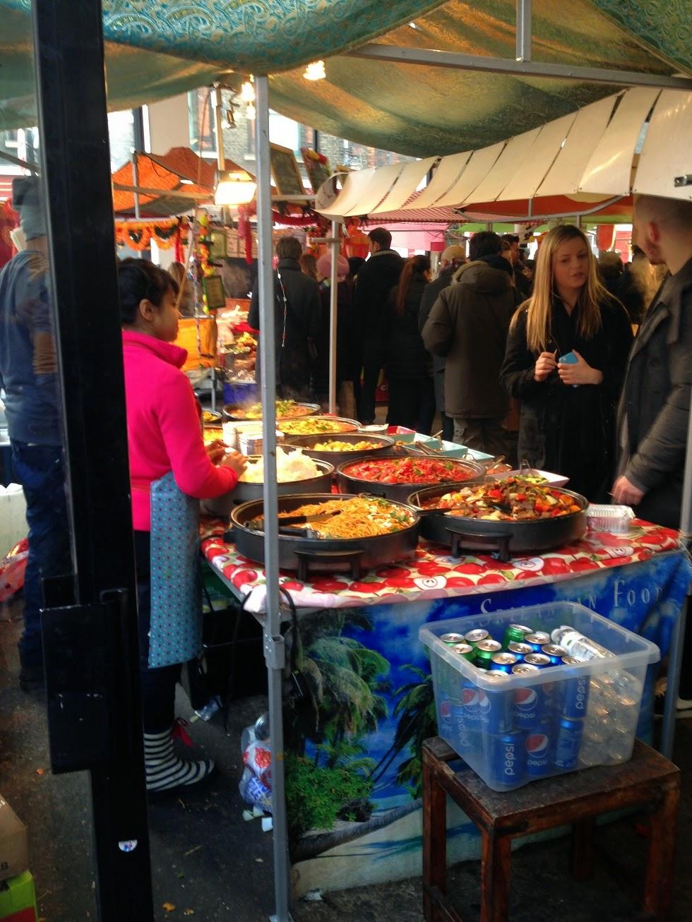 Shoreditch Market: Final Part Of My Recent Urban Wander In And Around